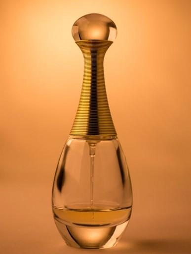 Example elegant product photography